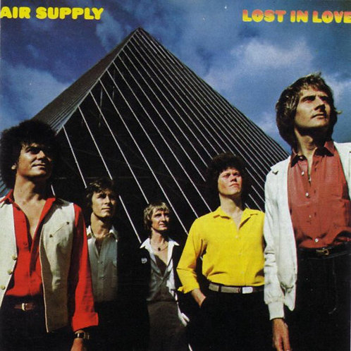 Air Supply - Lost in Love [LP]