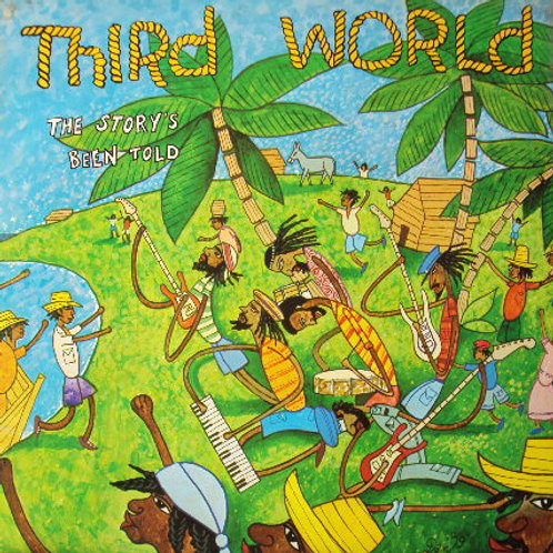Third World - The Story's Been Told [LP]