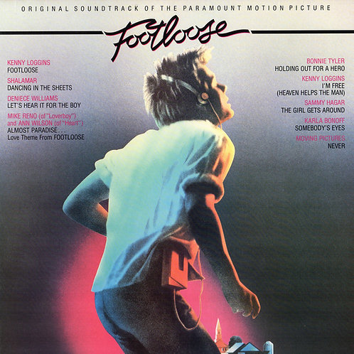 Footloose (Original Motion Picture Soundtrack) [LP]