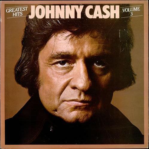 Johnny Cash - Greatest Hits Volume 3 [LP]