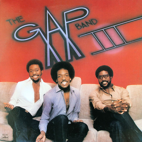 The Gap Band - III [LP]