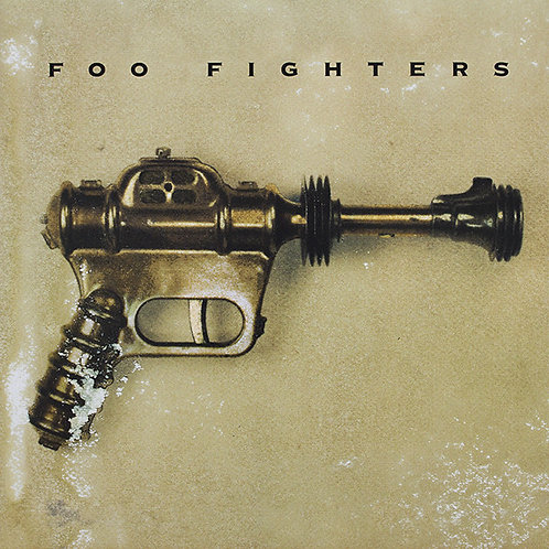 Foo Fighters – Foo Fighters [LP]