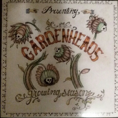 The Gardenheads - Growing Season [LP]