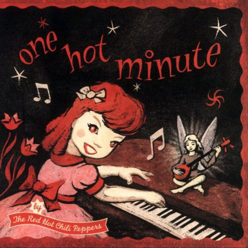 Red Hot Chili Peppers - One Hot Minute [LP]