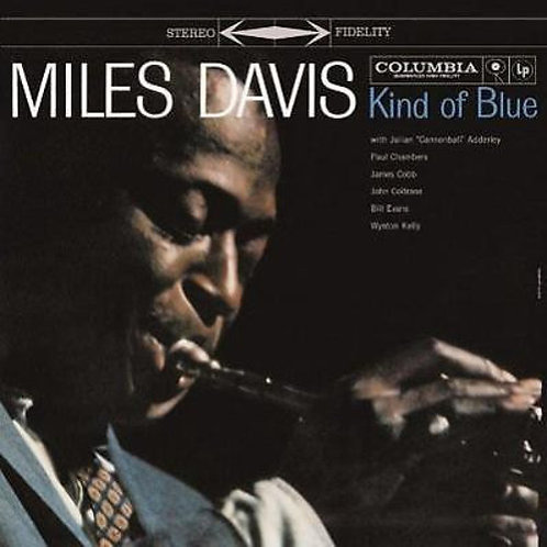 Miles Davis - Kind of Blue [LP]