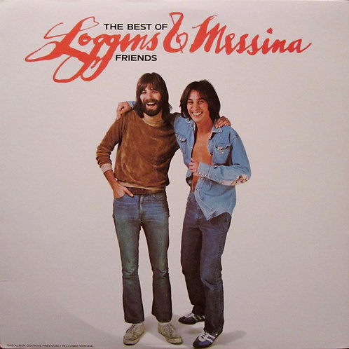 Loggins & Messina - The Best of Friends [LP]