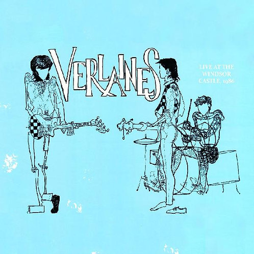 The Verlaines - Live At The Windsor Castle, 1986 [Sky Blue Vinyl] [LP]