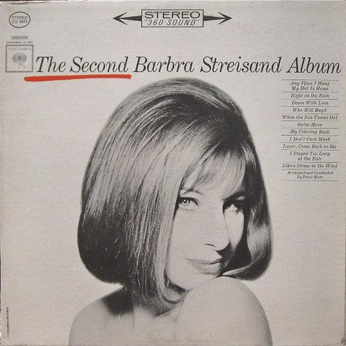 Barbra Streisand - The Second Barbra Streisand Album [LP]