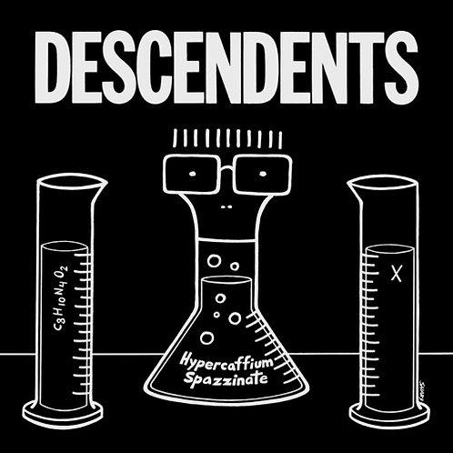 Descendents - Hypercaffium Spazzinate [Blue Vinyl] [LP]