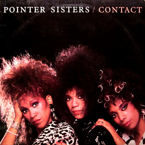 Pointer Sisters - Contact [LP]