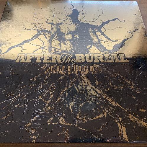 After the Burial - Rareform [Orange Translucent w/ White Splatter] [IEX] [LP]