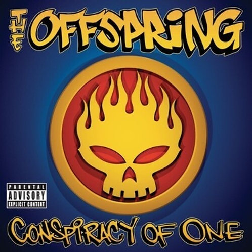 The Offspring - Conspiracy Of One [20th Anniversary][LP]