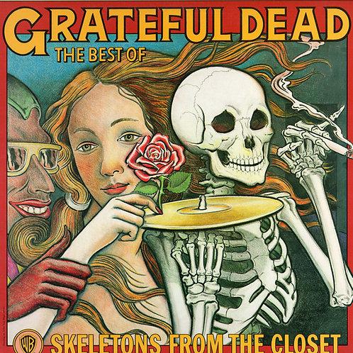 Grateful Dead - Best of the Grateful Dead: Skeletons from the Closet [LP]