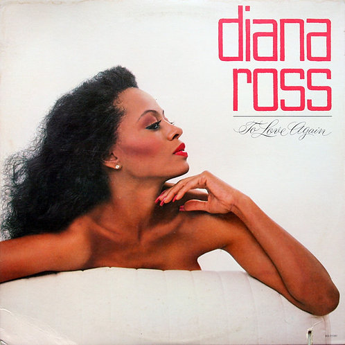 Diana Ross - To Love Again [LP]