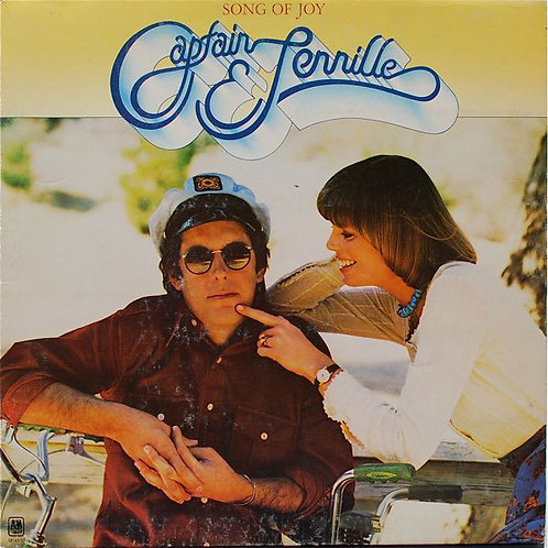 Captain & Tennille - Song of Joy [LP]