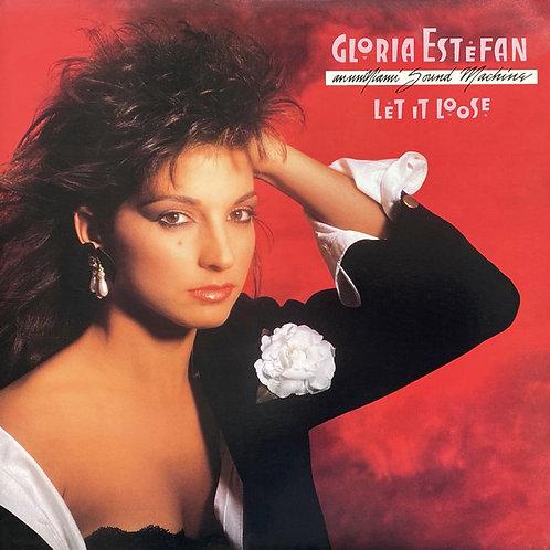 Gloria Estefan and the Miami Sound Machine - Let it Loose [LP]