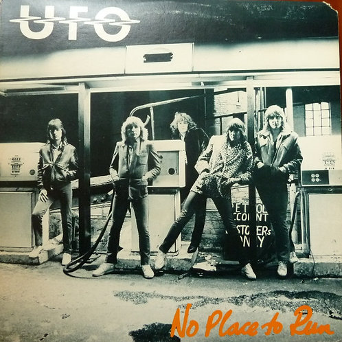 UFO - No Place to Run [LP]