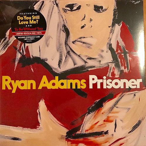 Ryan Adams – Prisoner [Red Vinyl] [LP]