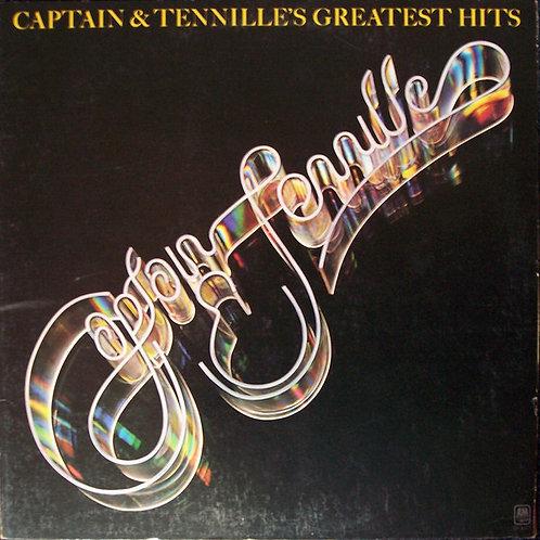 Captain & Tennille - Greatest Hits [LP]