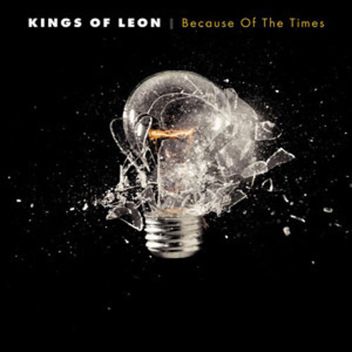 Kings Of Leon - Because Of The Times [2LP]