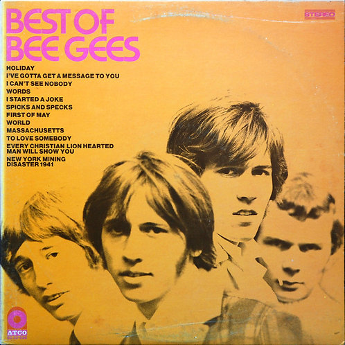 The Bee Gees - Best of the Bee Gees [LP]