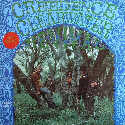 Creedence Clearwater Revival - Creedence Clearwater Revival [LP]