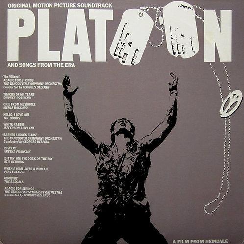 Platoon Original Motion Picture Soundtrack [LP]