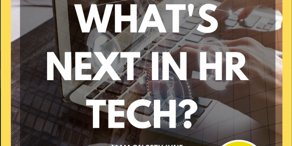 What's next in HR tech?