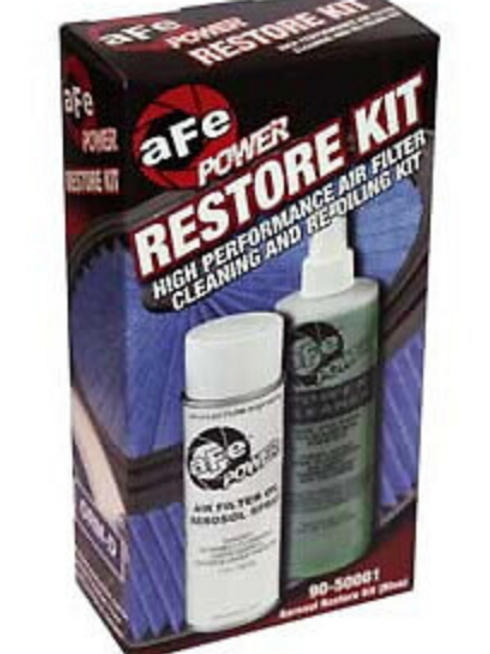 AFE Blue Filter Cleaning Restore Kit