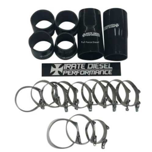 Irate OBS T4 Boot Kit w/Clamps