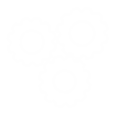 wheels  in gradient background