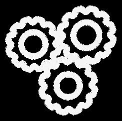 wheels in white background