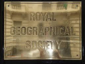 James Suzman- Lecture for the Royal Geographic Society