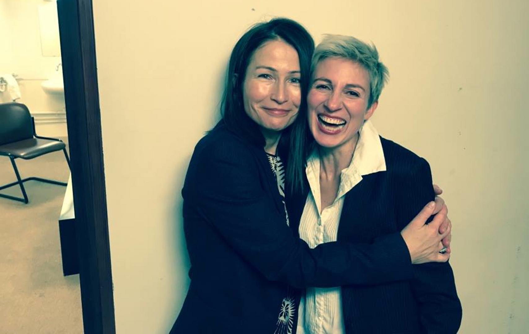 avec Susanne Abbuehl, Grands Prix Charles Cros 2017