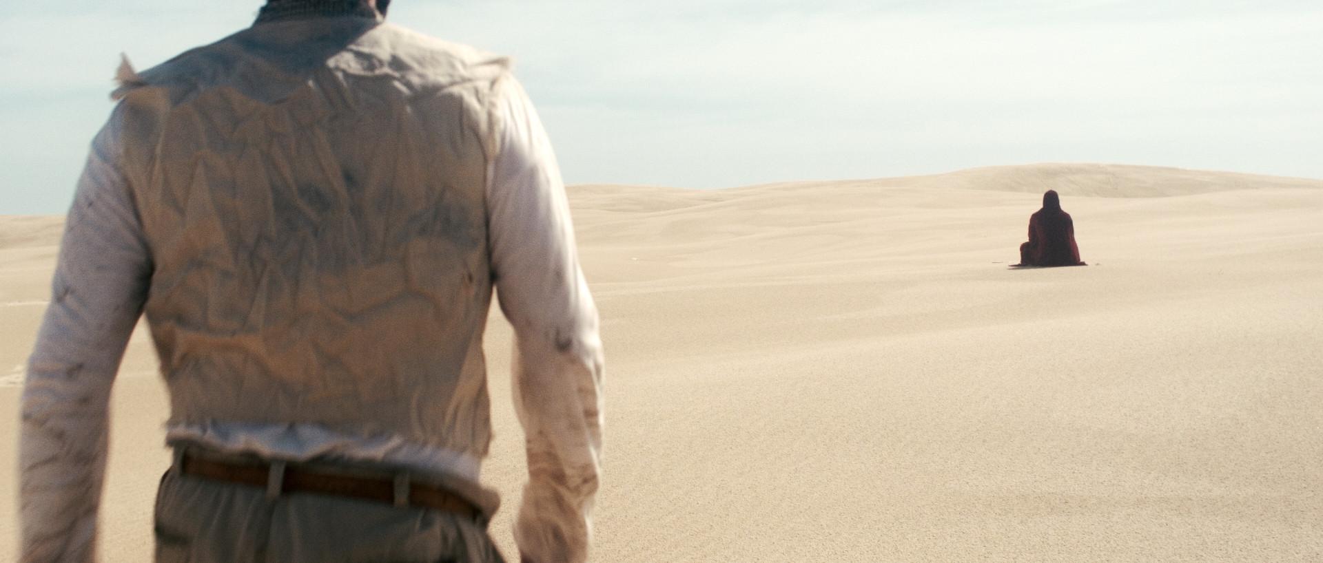 Jay Kallaway in Exodus: The Endless Valley