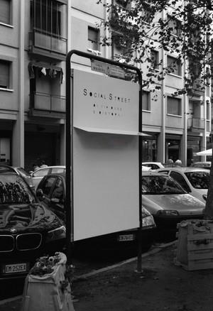 "Bacheca ""Duse Social Street""_Bologna"