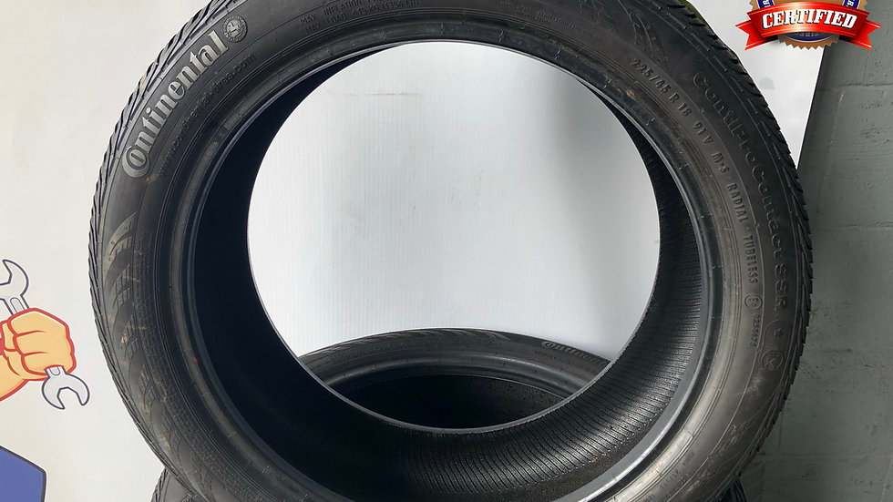 225-45-18  Continental Procontact