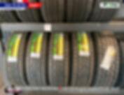 245/75R16 LT Atturo new 4 tire set