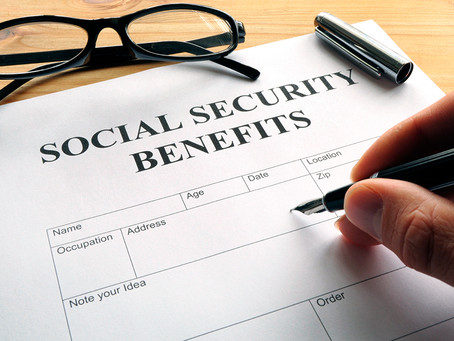 Have you insured your social security check?