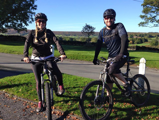 Mountain Biked C2C for Nowzad and Animal Asia Charities