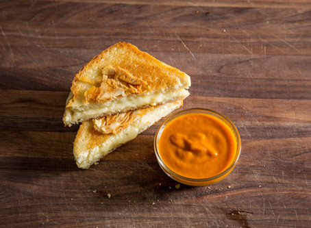 3 CHEESE GRILLED CHEESE | GRILLED CHEESE HACKS