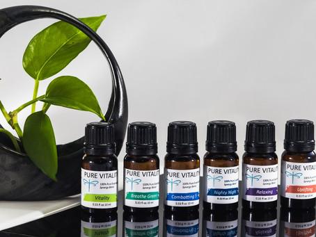 Do you diffuse essential oils?