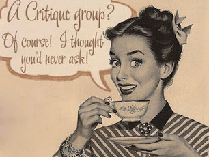 Why I Left My Critique Group