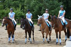 L'équipe compétition 2016