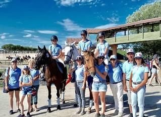 L'équipe compétition de retour des Championnats de France !