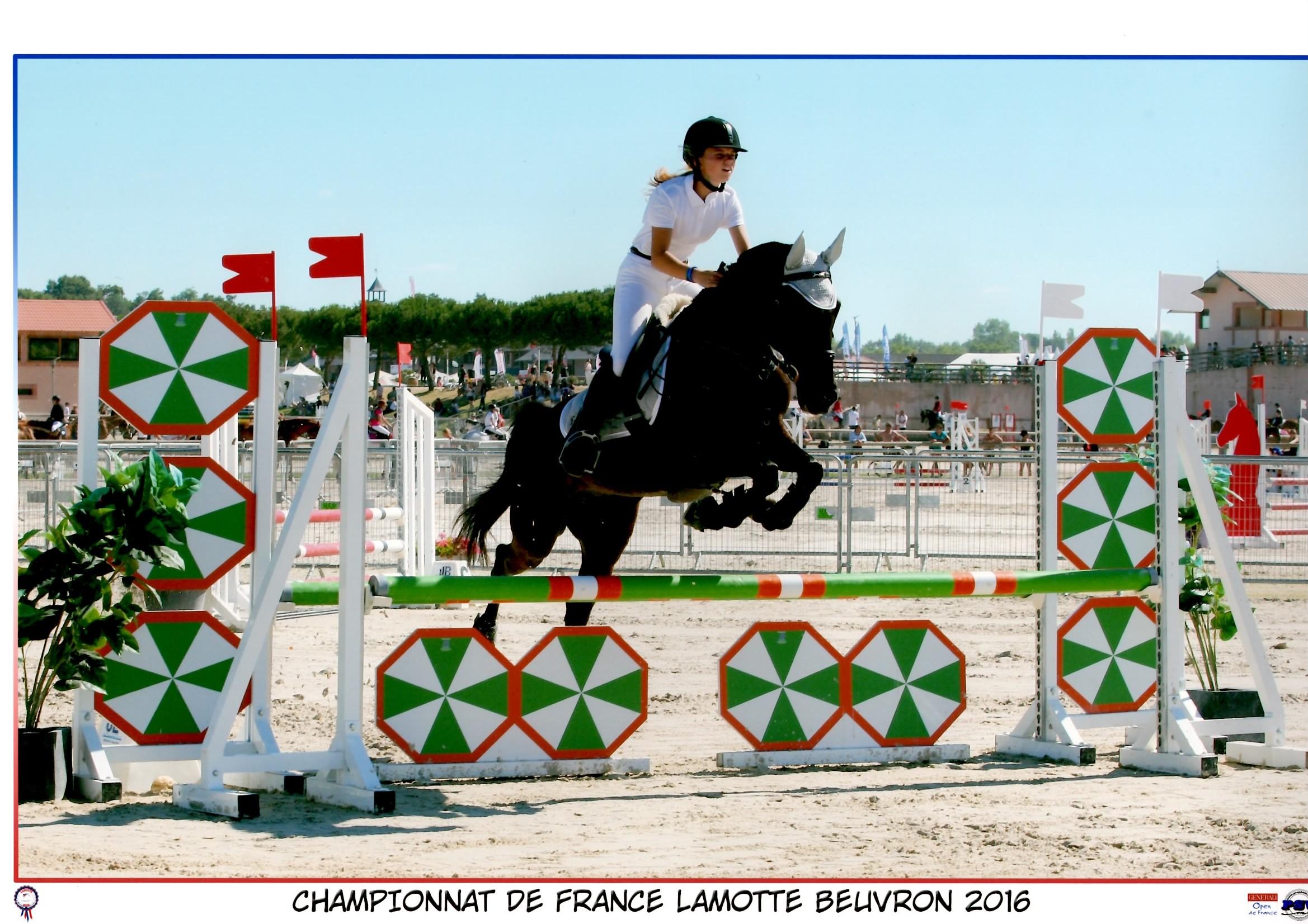 Manon et Quartz - Lamotte 2016