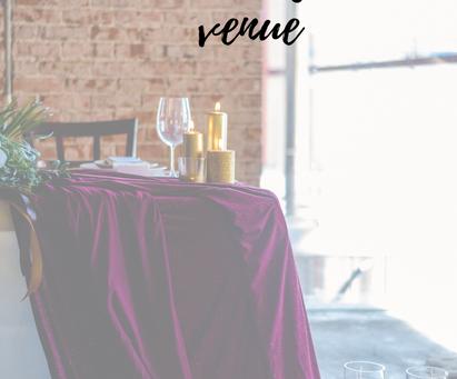 Showcasing your venue