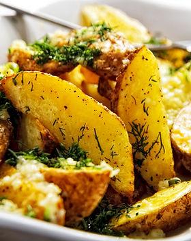 Potatoes aardappels
