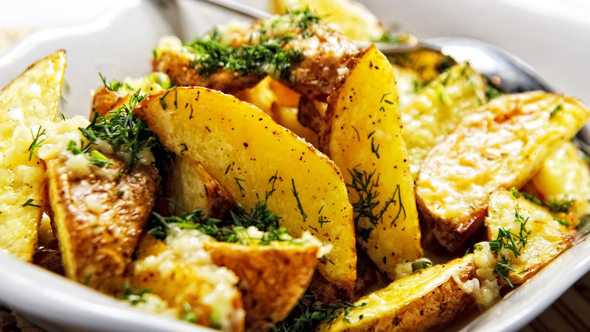 épluchures de pommes de terre