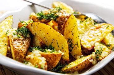 fette di patate